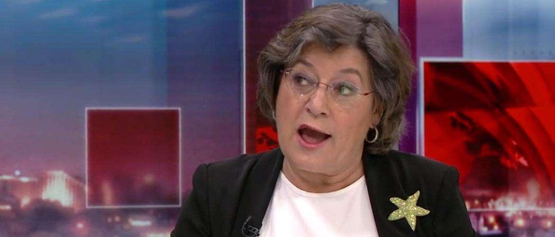 """Resultado de imagem para Ana Gomes divulga relatório para """"ilustração a César e a todos que fecham olhos"""""""