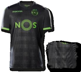 Camisolas do Sporting de 201819