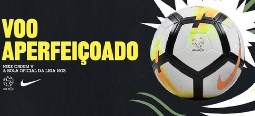 f74fbabbda A bola utilizada na Premier League também é criação da Nike