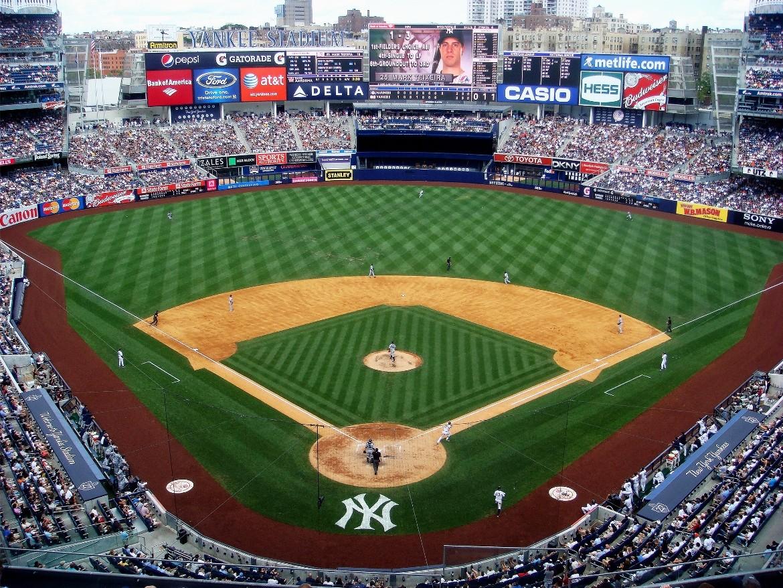"""CC BY-SA 2.0 Caption: """"Yankee Stadium"""""""